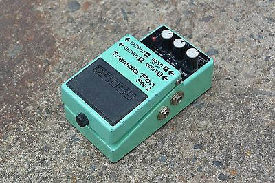 Boss PN-2 Tremolo Pan Vintage Effects Pedal