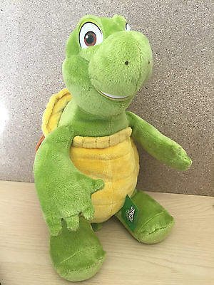 Dreamworks Over the Hedge Verne Tortoise Soft Toy 30cm GOSH