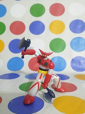 Getter Robo Gashapon Action Figure Robot - Rare -Offers Are Welcome !!