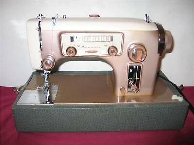 HEAVY DUTY LADY KENMORE INDUSTRIAL STRENGTH SEWING MACHINE, 516-891 upholstery