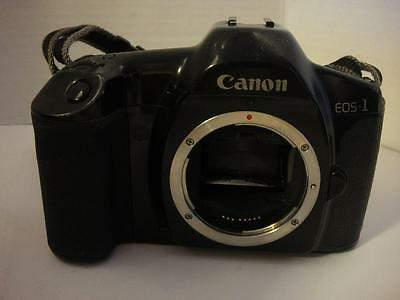 CANON EOS-1 Vintage 35mm SLR Film Camera Body