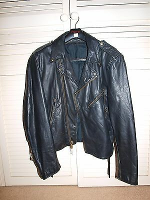 Biker,bikie,leather Jacket Medium