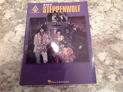 The Best Of STEPPENWOLF Notes And Tablature