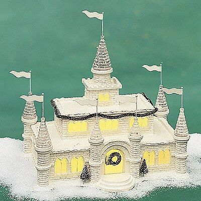 Snowbabies Pewter Frosty Frolic Ice Palace 76729