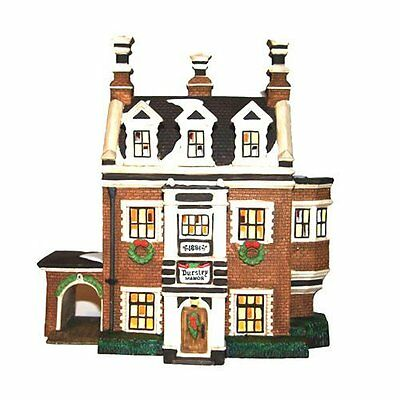 "Department 56 ""Dursley Manor"" Retired Dickens Village Series"