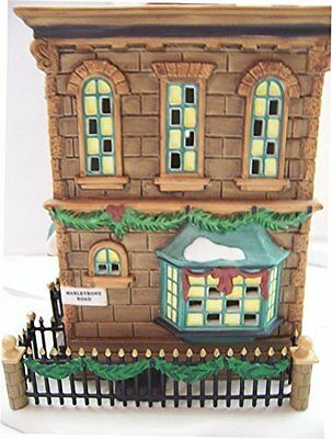 Department 56 Thomas Mudge Timepieces Dickens' Village 58307