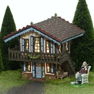 Department 56 Dickens Gads Hill Chalet 58488