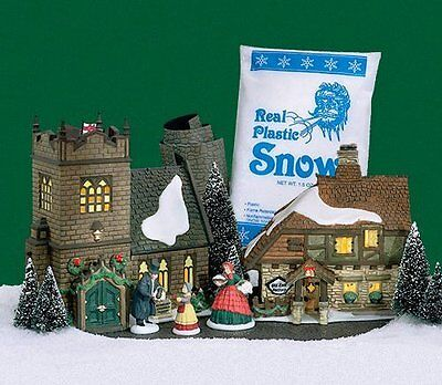 "Department 56 Dickens' Village ""The Spirit of Giving"" Start A Tradition Set"