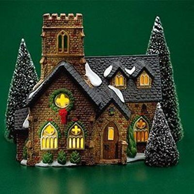 Department 56 Lighted Knottinghill Church Heritage Dickens Village Series 55824