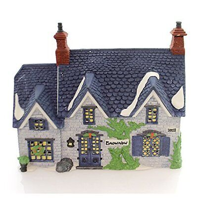 Department 56 OLIVER TWIST Porcelain Dickens Village Christmas 55530 Brownlow