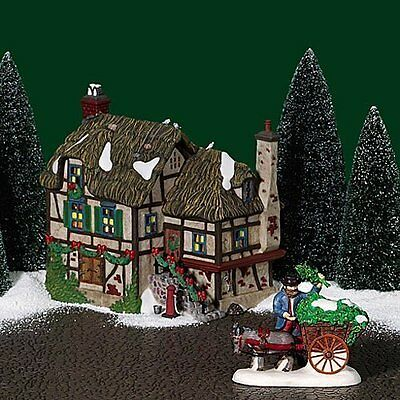 Department 56 Dickens Village Codington Cottage
