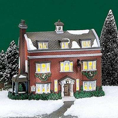 Dept 56 Dickens Village Gads Hill Place Retired #57535 Mint