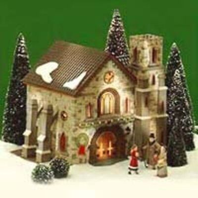 Department 56 Dickens Village Whittlesbourne Church 58211