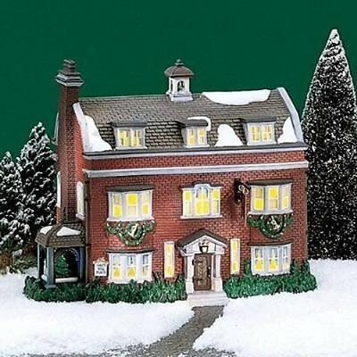 "Department 56 ""Gad's Hill Place"" Retired Dickens Village"