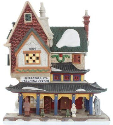China Trader,Dickens' Village by Department 56