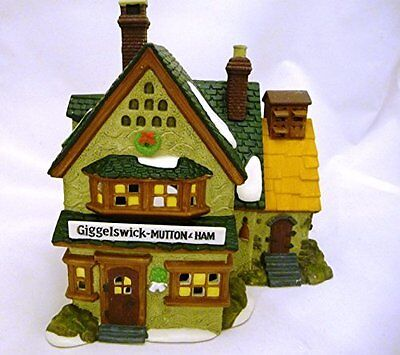 Department 56 Giggelswick Mutton and Ham Dickens' Village 58220