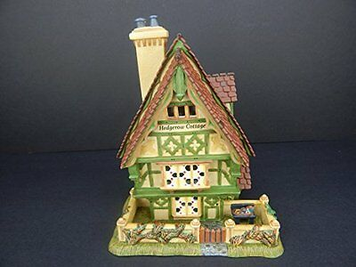 Dept 56 Dickens Village Hedgerow Garden Cottage Retired #58476 Mint