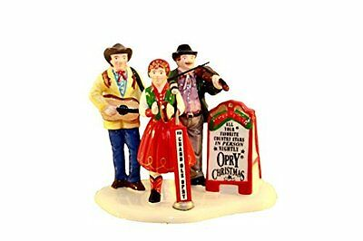 Department 56 Grand Ole Opry Carolers Snow Village 54867