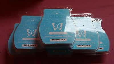 Scentsy Pacific Daydream Lot of 3 Scent Bars Discontinued