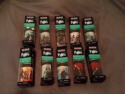 Final Fantasy Vii 7 10Th Potion Can + Trading Arts Figure Sealed !