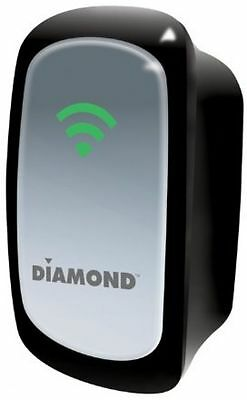 Diamond Multimedia 300Mbps 802.11n Wireless Repeater Range Extender With Access