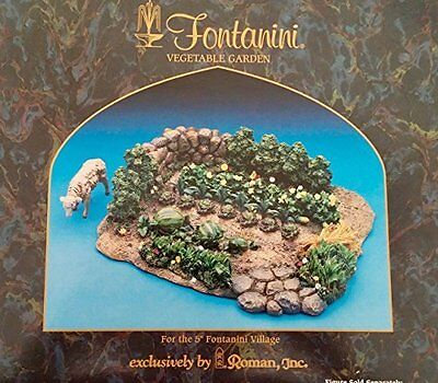 Fontanini Vegetable Garden for 5 Heirloom Collection Nativities 55515