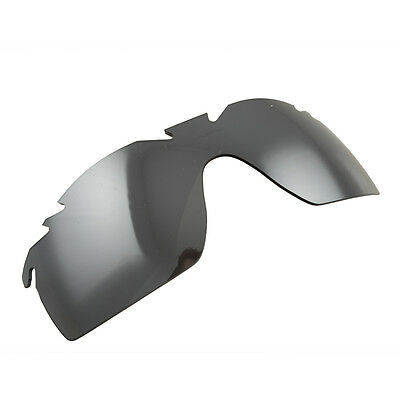 Oakley Radarlock XL Vented Replacement Black Iridium Lens No Packaging Scratched