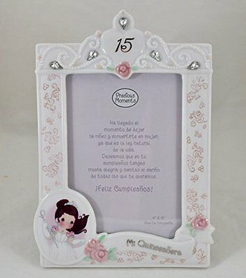 Precious Moments Quinceanera Picture Frame 114194