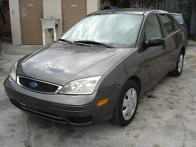 2007 Ford Focus SES 2007 FORD FOCUS SES