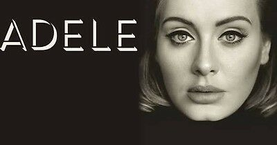 Adele Concert Tickets X2, Melbourne Sat March 18th 2017