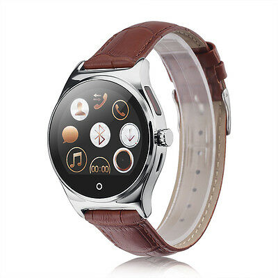 RWATCH Smart Watch IR Heart Rate BT Music Pedometer montre connecté Android IOS