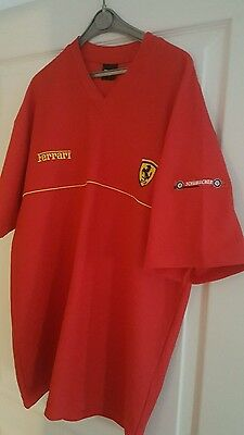 Polo Ferrari M.Schumacher  taille L collector