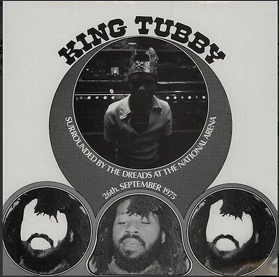 KING TUBBY Surrounded By The Dreads September 1975 LP Studio 16 – STU16 003