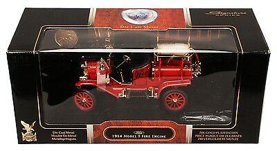 Ford Model T Fire Truck red 1:18