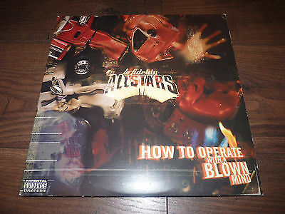 Lo-Fidelity Allstars How To Operate With A Blown Mind Vinyl Lp 1998 Brassic8Lp