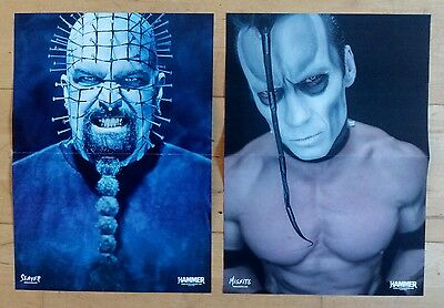2x Double Sided Posters, Slayer, Misfits, Parkway Drive, Avatar