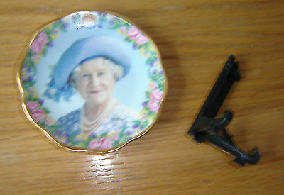 Pin Dish ~~ 100th-Birthday-Of-Her-Majesty-The-Queen-Mother-Queen-Elizabeth