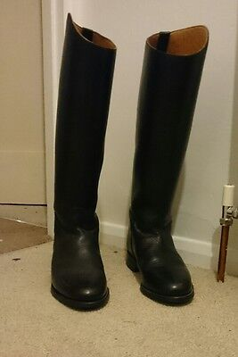 Regents Leather Riding Boots