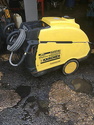 Karcher 745m Hot And Cold Pressure Washer 240v