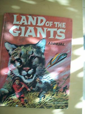 land of the giants annual 1969/70
