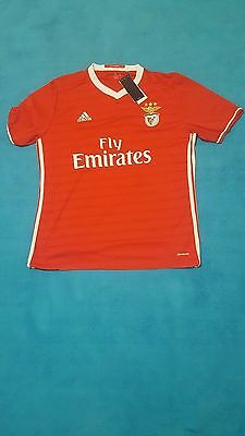 SL Benfica  2016/17 team Jersey - All Sizes