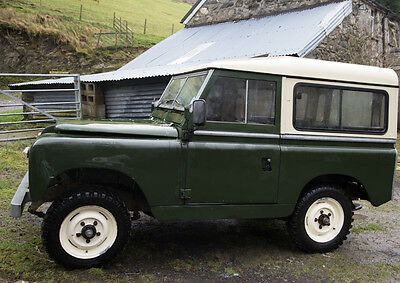 Land Rover Series 2 A