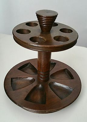 Dunhill Pipe rack rare hard to find.
