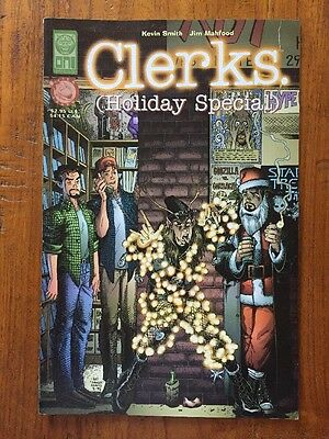 Clerks Holiday Special Comic