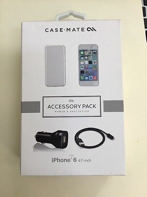 Case Mate Accessory Pack For iPhone 6