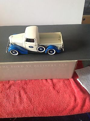 1/19 Scale Diecast Ford V8 Delivery Pickup By SOLIDO