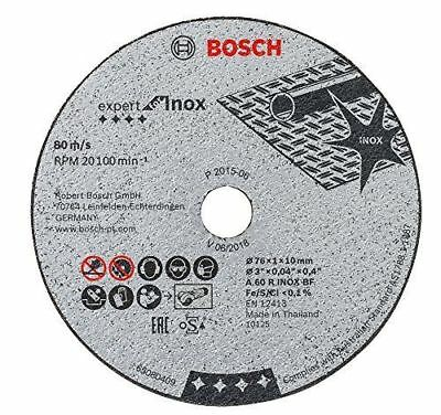 Bosch 2608601520 Expert Cutting Disc for a 60 R BF 76 mm Stainless Steel 1
