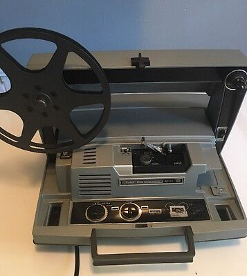 Vintage Kodak Instamatic M85 8Mm Movie Film Projector