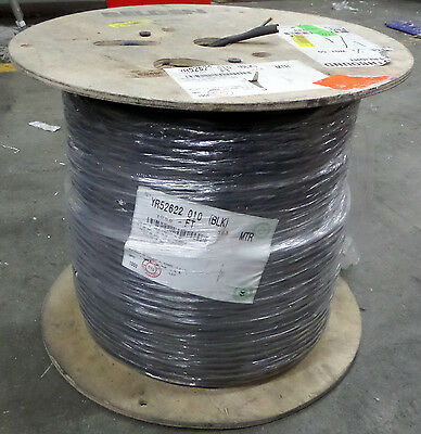 1000 Ft Belden YR52622 Copper Paired 25-AWG Composite Coax Communication Cable