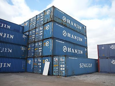 40 ft HIGH CUBE  Shipping Container...